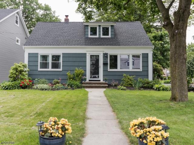 10 Wade Ave, Cranford Twp., NJ 07016 (MLS #3395061) :: The Dekanski Home Selling Team