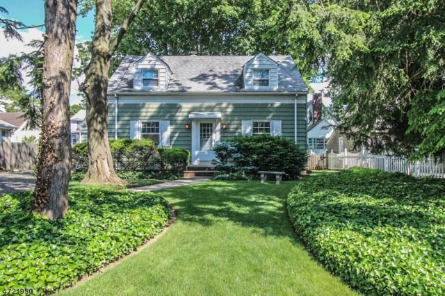141 Rosewood Ter, Linden City, NJ 07036 (MLS #3395322) :: The Dekanski Home Selling Team
