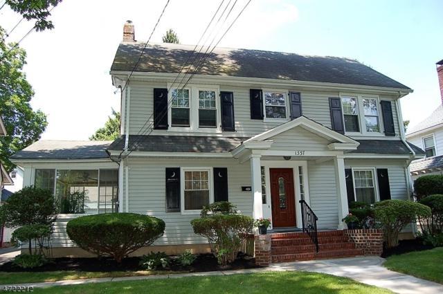 1337 Marlborough Ave, Plainfield City, NJ 07060 (MLS #3395587) :: The Dekanski Home Selling Team