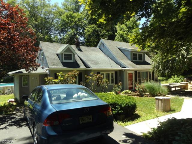 36 Lindbergh Trail, Rockaway Twp., NJ 07866 (MLS #3395606) :: The Dekanski Home Selling Team