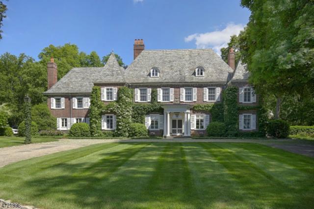 471 Claremont Rd, Bernardsville Boro, NJ 07924 (MLS #3395616) :: The Dekanski Home Selling Team
