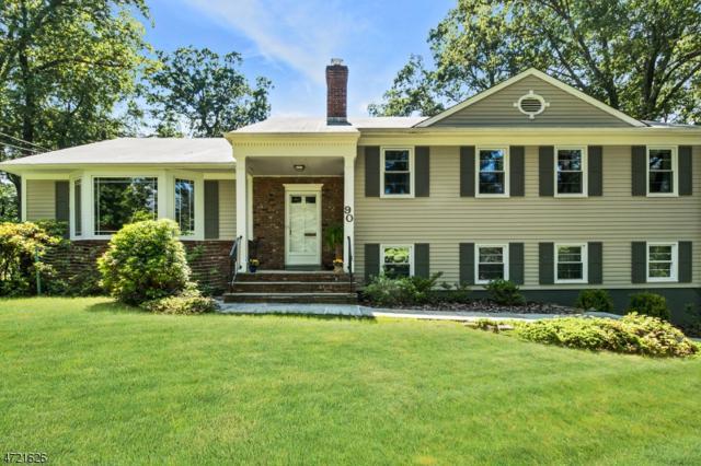 90 Roland Rd, Berkeley Heights Twp., NJ 07974 (MLS #3395623) :: The Dekanski Home Selling Team