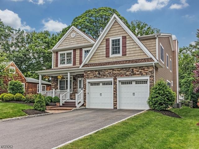140 Farley Ave, Fanwood Boro, NJ 07023 (MLS #3396518) :: The Dekanski Home Selling Team