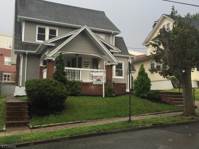 308 Parker Rd, Elizabeth City, NJ 07208 (MLS #3398075) :: The Dekanski Home Selling Team