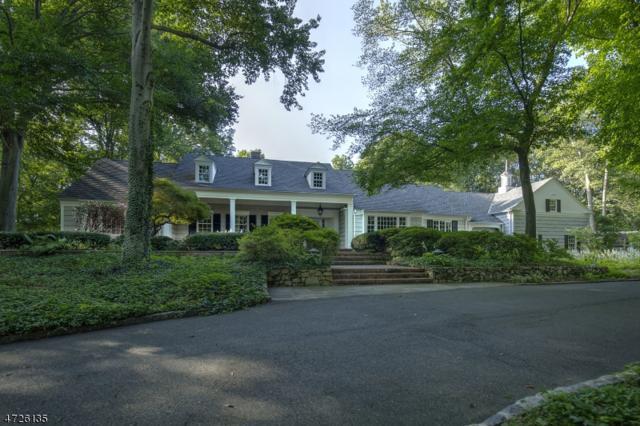 74 Ballantine Rd, Bernardsville Boro, NJ 07924 (MLS #3399248) :: The Dekanski Home Selling Team