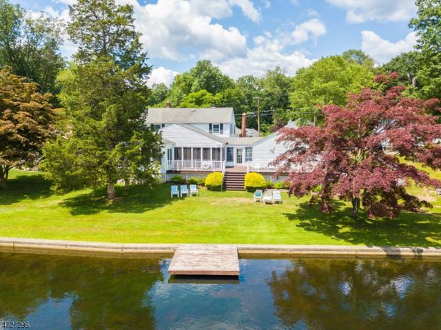 10 Cedar Lk W, Denville Twp., NJ 07834 (MLS #3401181) :: The Dekanski Home Selling Team