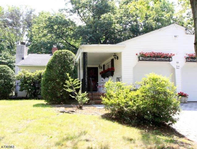 44 Essex Rd, Maplewood Twp., NJ 07040 (MLS #3403362) :: The DeVoe Group