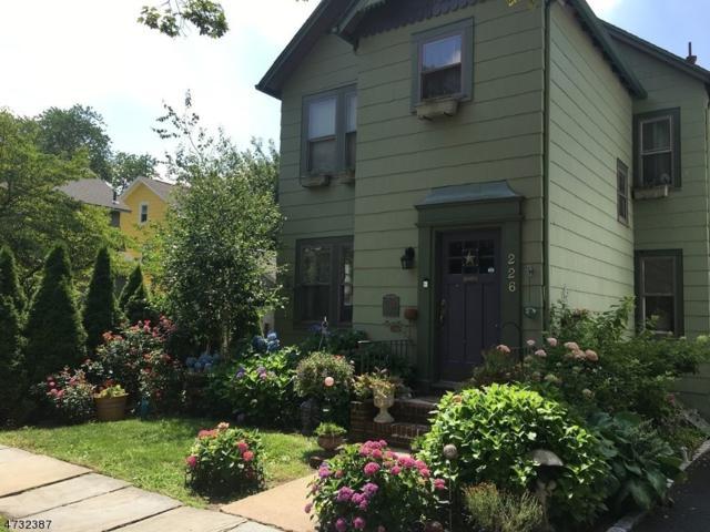 226 Baldwin St, Glen Ridge Boro Twp., NJ 07028 (MLS #3405796) :: Keller Williams MidTown Direct