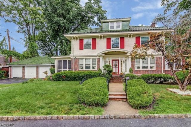 149 Reynolds Pl, South Orange Village Twp., NJ 07079 (MLS #3406369) :: The Sue Adler Team
