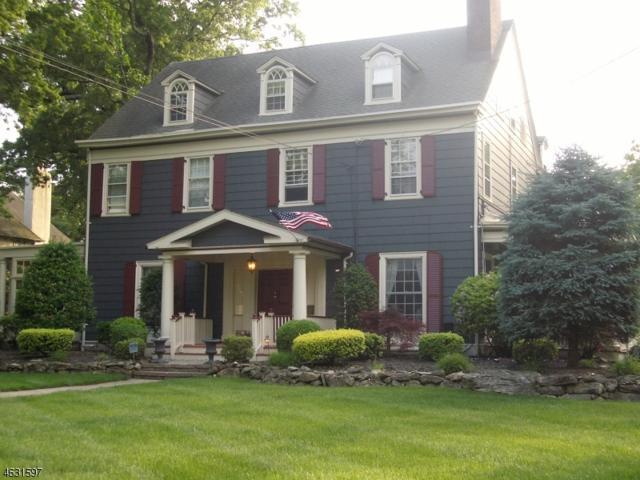 912 Hillside Ave, Plainfield City, NJ 07060 (MLS #3406870) :: The Sue Adler Team