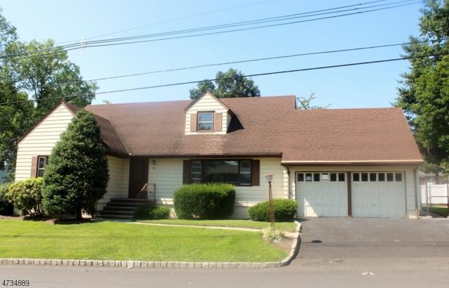 306 Minute Arms Rd, Union Twp., NJ 07083 (MLS #3407324) :: The Dekanski Home Selling Team
