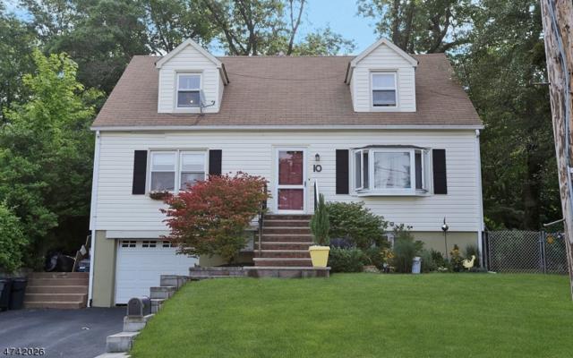 10 Forest Ave, West Orange Twp., NJ 07052 (MLS #3415520) :: The Dekanski Home Selling Team