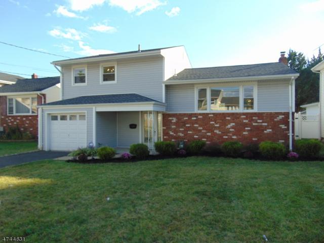 2710 Alice Ter, Union Twp., NJ 07083 (MLS #3416282) :: The Dekanski Home Selling Team