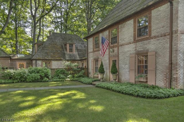 34 Buckley Hill Rd, Morris Twp., NJ 07960 (MLS #3416619) :: The Dekanski Home Selling Team