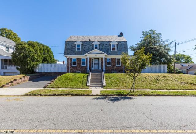 543 Highland Ave, Newark City, NJ 07104 (MLS #3417594) :: The Dekanski Home Selling Team