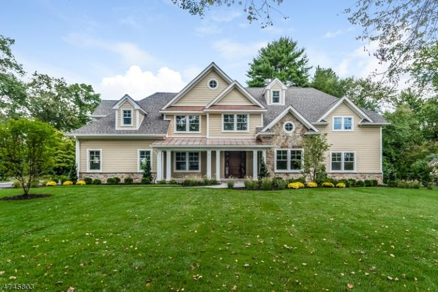 1 Linden Ln, Chatham Twp., NJ 07928 (MLS #3417782) :: The Sue Adler Team