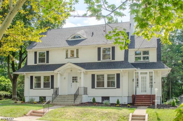112 Connett Pl, South Orange Village Twp., NJ 07079 (MLS #3417984) :: The Sue Adler Team