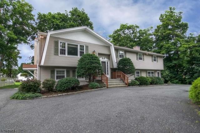 187 Park Ave, Randolph Twp., NJ 07869 (MLS #3420345) :: The Dekanski Home Selling Team