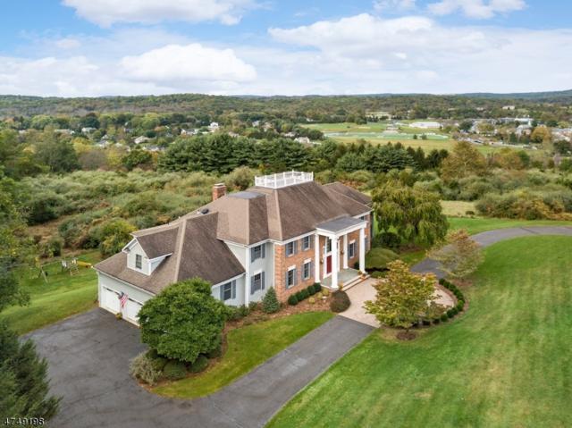 7 Sheephill Dr, Peapack Gladstone Boro, NJ 07934 (MLS #3420533) :: The Dekanski Home Selling Team