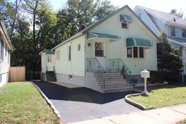 2079 Allen St, Rahway City, NJ 07065 (MLS #3421647) :: The Dekanski Home Selling Team