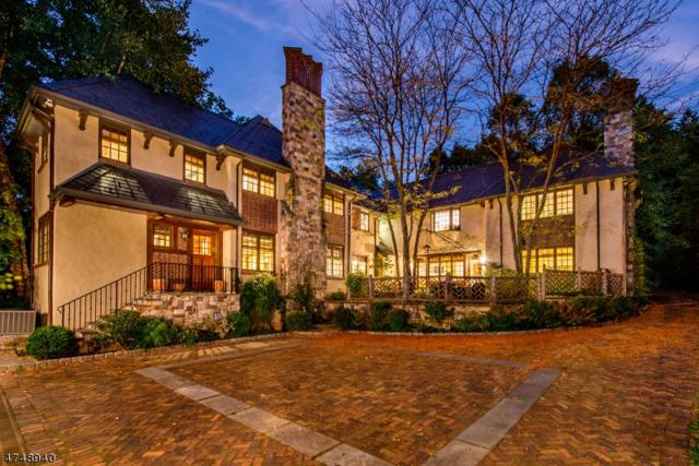 60 Lakeview Ave, Millburn Twp., NJ 07078 (MLS #3421975) :: The Dekanski Home Selling Team