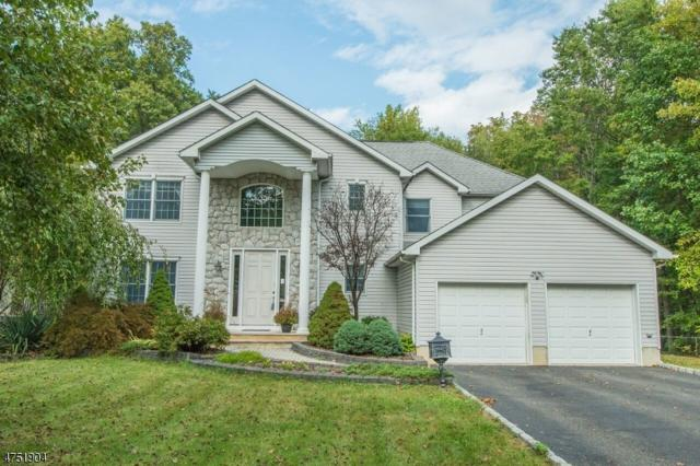 99 Chaucer Dr, Berkeley Heights Twp., NJ 07922 (MLS #3423575) :: The Sue Adler Team