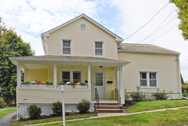 408 Pine St, Boonton Town, NJ 07005 (MLS #3424658) :: RE/MAX First Choice Realtors