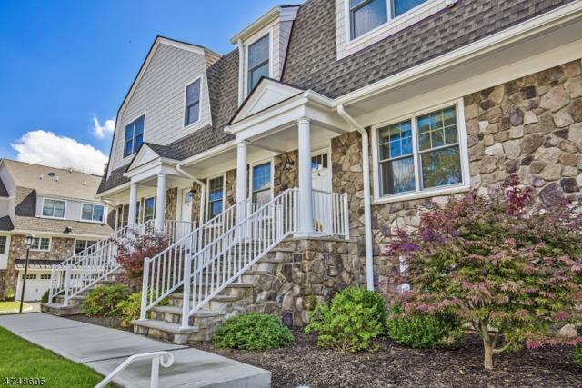 4 Foley Sq #4, New Providence Boro, NJ 07974 (MLS #3430166) :: RE/MAX First Choice Realtors