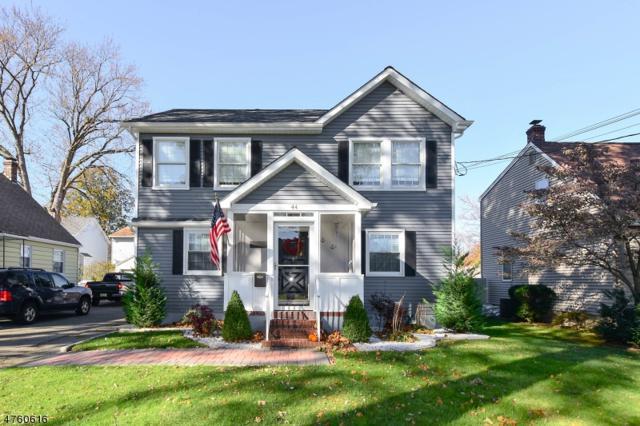 44 Kathryn St, Clark Twp., NJ 07066 (#3431185) :: Daunno Realty Services, LLC