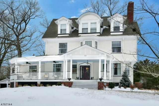50 Douglas Rd, Glen Ridge Boro Twp., NJ 07028 (MLS #3438975) :: Keller Williams MidTown Direct