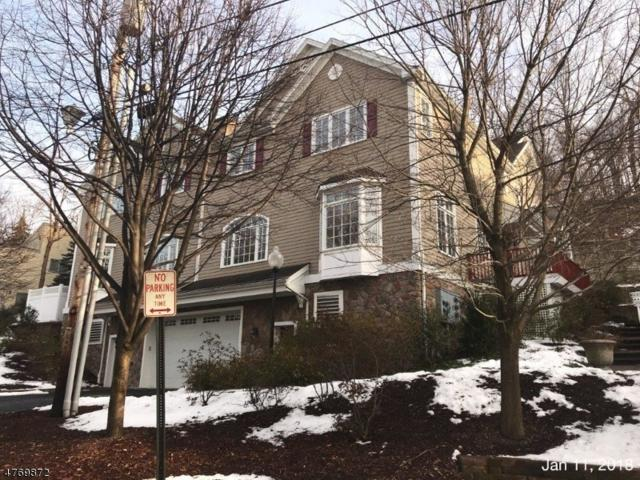 58 Chestnut St, Unit 2, Morristown Town, NJ 07960 (MLS #3439642) :: SR Real Estate Group