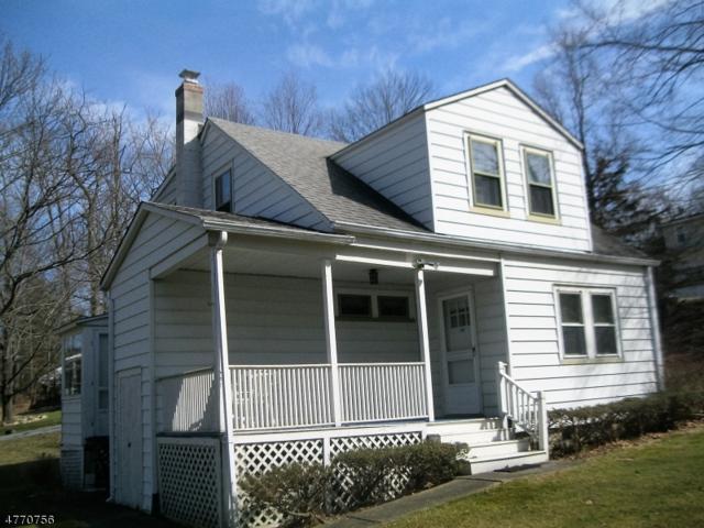 6 Myrtle Ave, Frankford Twp., NJ 07826 (MLS #3440269) :: SR Real Estate Group