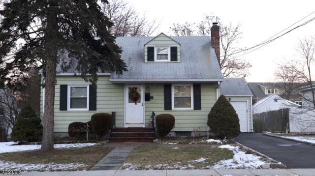 16 Tooker Avenue, Springfield Twp., NJ 07081 (MLS #3440812) :: The Dekanski Home Selling Team
