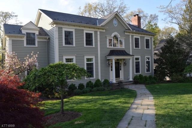 14 Highland Ave, Chatham Boro, NJ 07928 (MLS #3441954) :: SR Real Estate Group