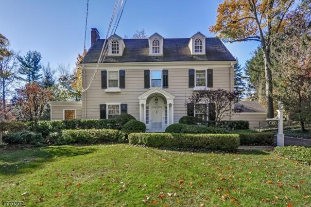 49 West Rd, Millburn Twp., NJ 07078 (MLS #3442424) :: RE/MAX First Choice Realtors