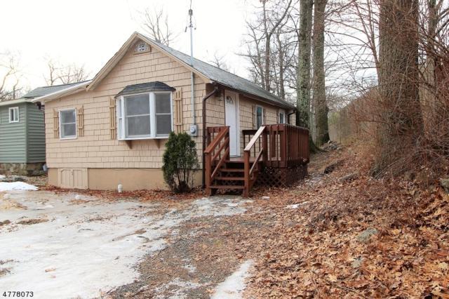 80 Eastshore Lake Owassa Rd, Frankford Twp., NJ 07860 (MLS #3446627) :: SR Real Estate Group