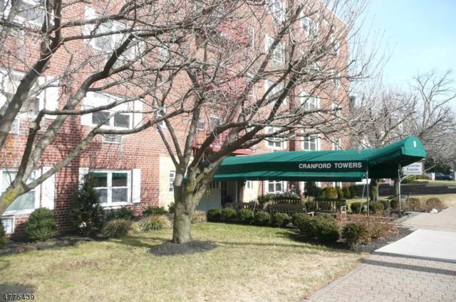 18 Springfield Ave Apt 5C 5-C, Cranford Twp., NJ 07016 (#3446900) :: Daunno Realty Services, LLC