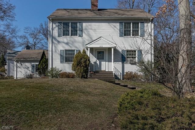 253 Oak Tree Rd, Mountainside Boro, NJ 07092 (MLS #3448477) :: SR Real Estate Group