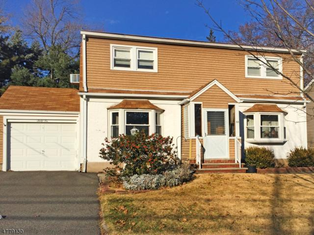 66 Harvey Rd, Clifton City, NJ 07012 (MLS #3448963) :: Pina Nazario