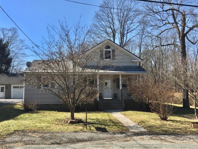 181 Stephensburg Rd, Washington Twp., NJ 07865 (MLS #3449667) :: The Sue Adler Team