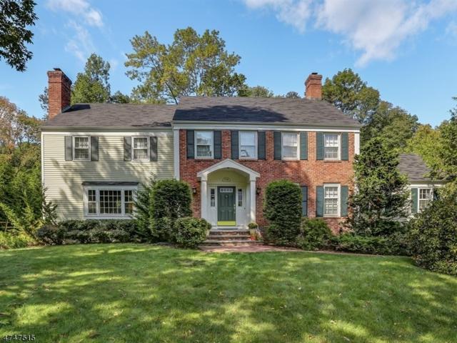 114 Westminster Rd, Chatham Twp., NJ 07928 (MLS #3450385) :: SR Real Estate Group