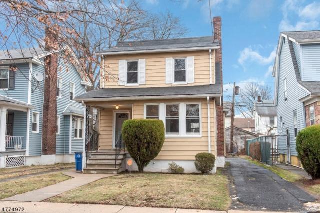 34 Warwick St, East Orange City, NJ 07017 (MLS #3450800) :: SR Real Estate Group
