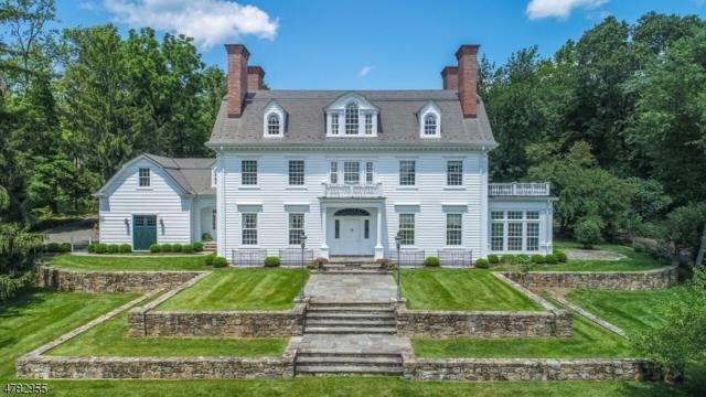182 Washington Valley Rd, Morris Twp., NJ 07960 (MLS #3451081) :: SR Real Estate Group