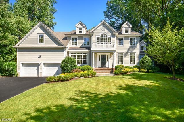 321 Mountain Ave, New Providence Boro, NJ 07901 (MLS #3453424) :: The Dekanski Home Selling Team