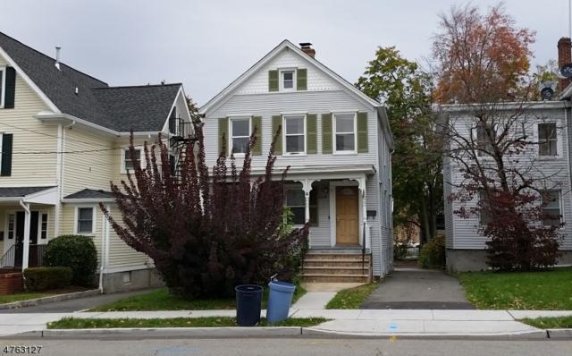 119 Washington St, Morristown Town, NJ 07960 (MLS #3453934) :: The Sikora Group