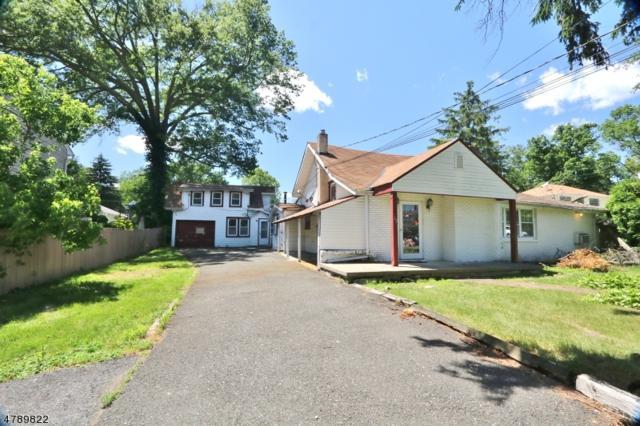 37 Navajo Ave, Parsippany-Troy Hills Twp., NJ 07034 (#3457285) :: Daunno Realty Services, LLC