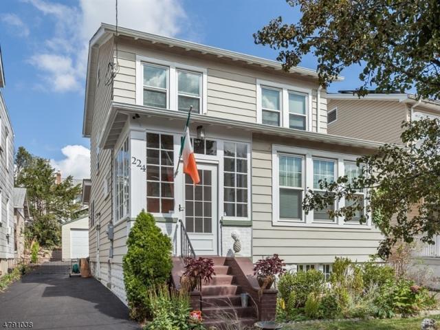 224 Laurel Ave, Maplewood Twp., NJ 07040 (MLS #3458620) :: The Sue Adler Team
