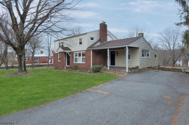 361 Fairmount Rd, Washington Twp., NJ 07830 (MLS #3459564) :: The Sue Adler Team