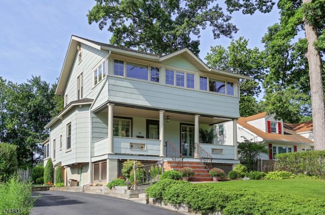 35 Elm Ave, Fanwood Boro, NJ 07023 (MLS #3460137) :: The Dekanski Home Selling Team