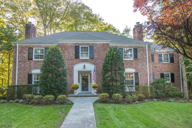 9 W Beechcroft Rd, Millburn Twp., NJ 07078 (MLS #3460145) :: The Sue Adler Team
